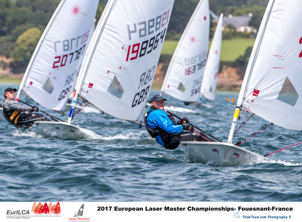 masters radial final day