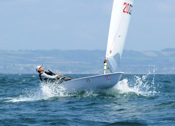 euro laser u21 day 6 photos