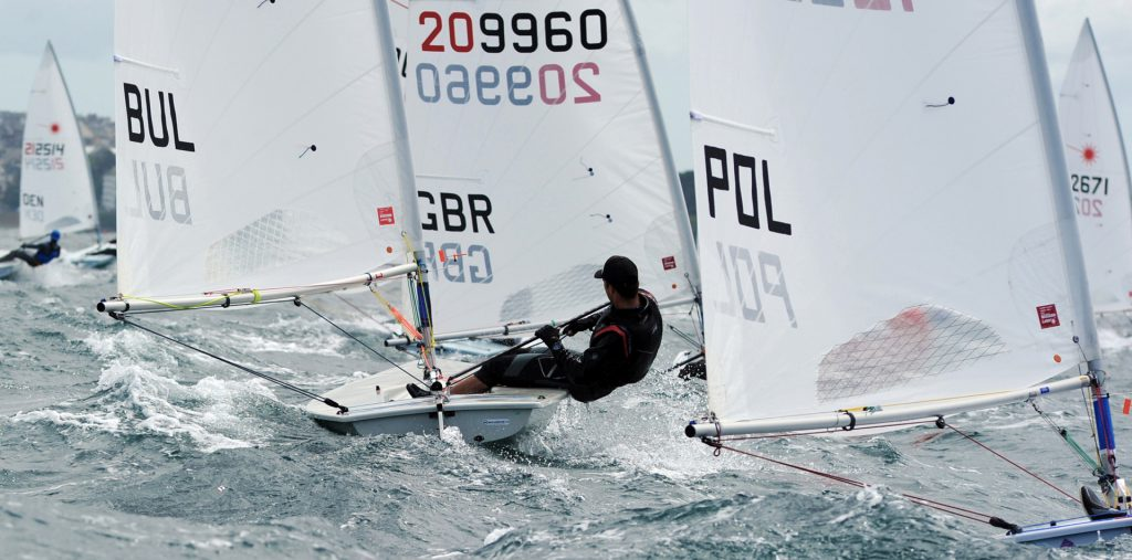 euro laser u21 day 2 results