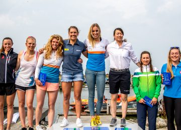 2017 laser radial worlds results