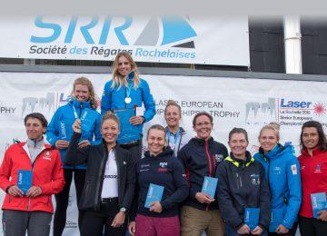 2018 laser senior european champions