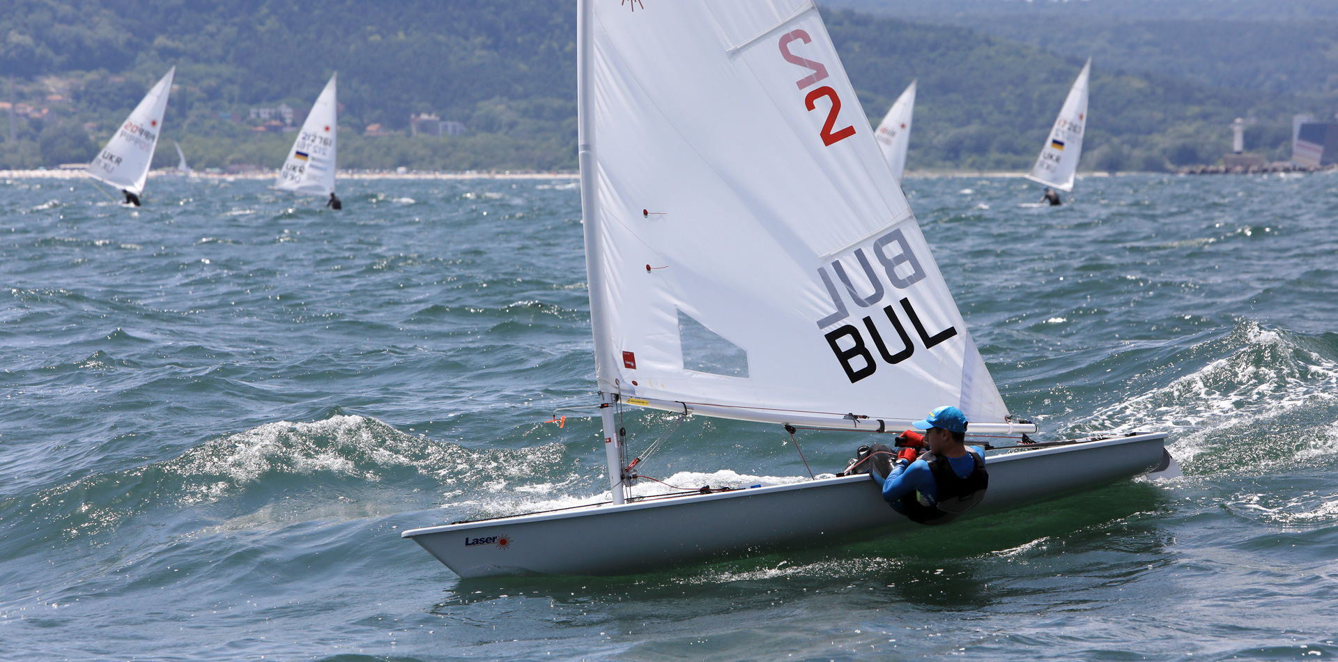 2018 Laser Europa Cup BUL Final results
