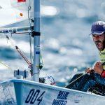 Pavlos Kontides Cyprus World champion