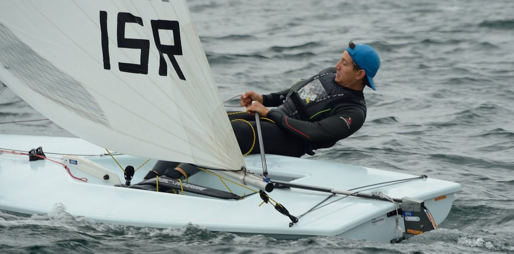 2018 Laser U21 Europeans day 1