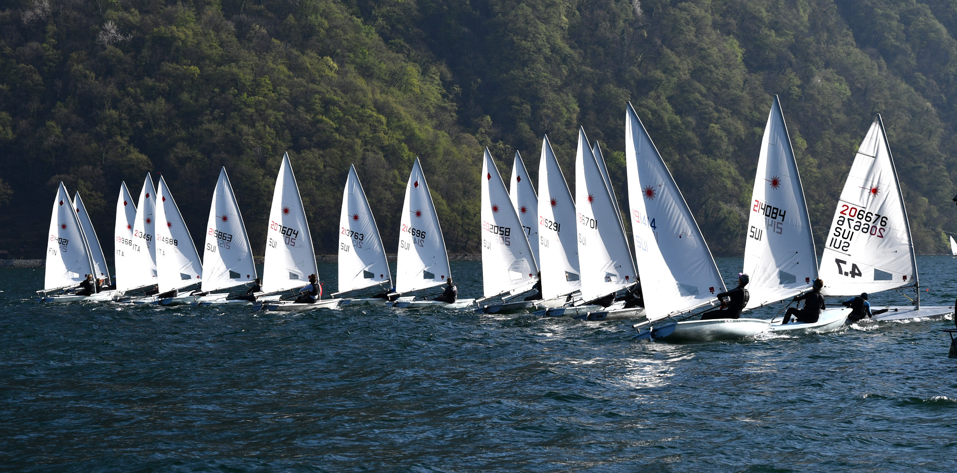 Europa Cup Switzerland final results
