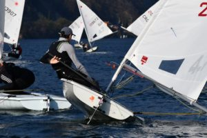 2019 Laser Europa Cup SUI day 2