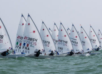 2019 Laser Senior Europeans