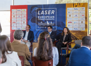 2019 Laser Senior Europeans Press conference