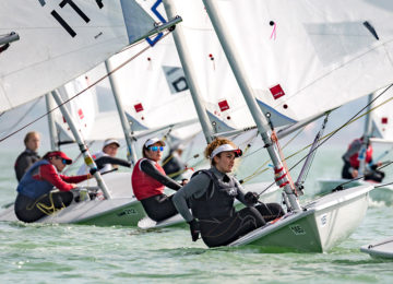 2019 Laser Radial Youth Europeans