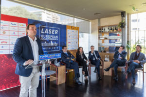 2019 laser senior porto
