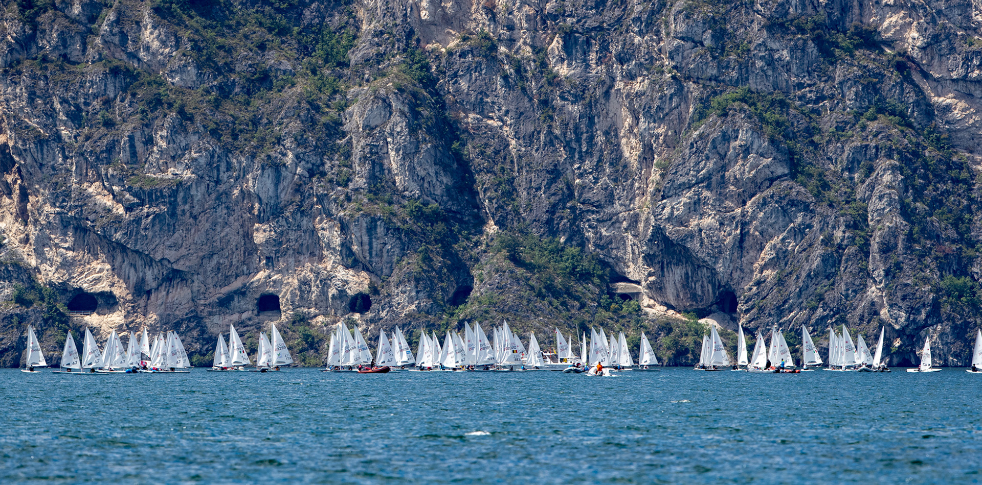 2019 Laser Europa Cup Italy Day 1