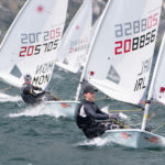 2019 Laser Europa Cup Italy Day 2