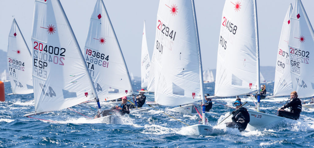2019 Laser 47 Youth Europeans Day 2