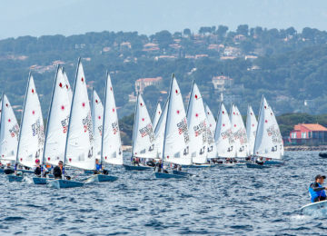 2019 Laser 47 Youth Europeans Day 3