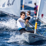2019 Laser 47 Youth Europeans Day 4