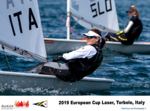 laser europa cup italy