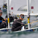 2019 Laser Senior Europeans Day 1
