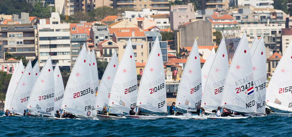 2019 Laser Senior Europeans Day 2