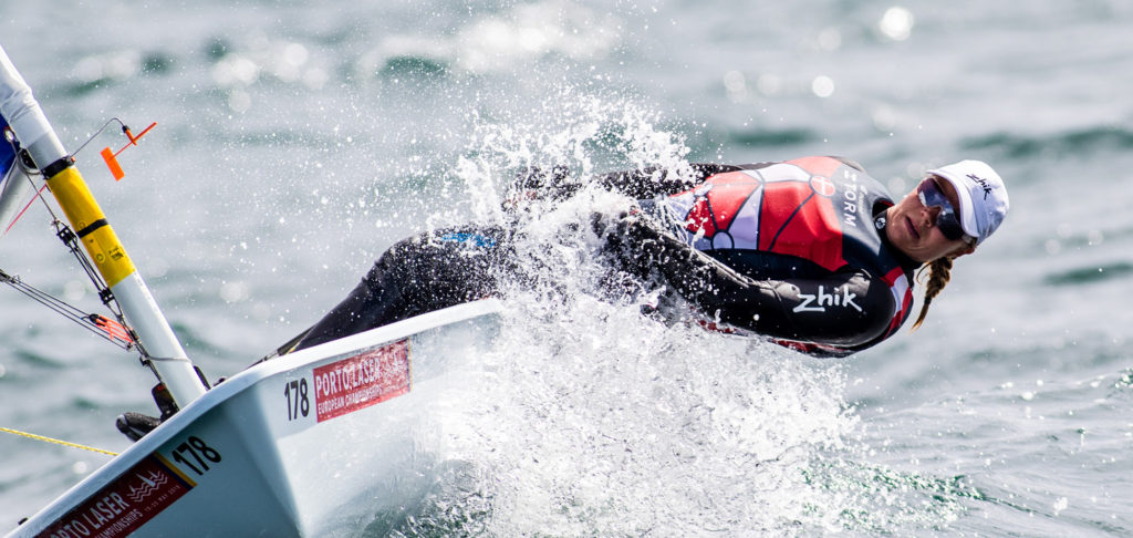 2019 Laser Senior Europeans Day 4