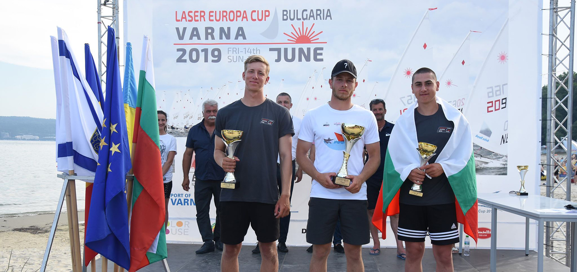 laser europa cup bulgaria results