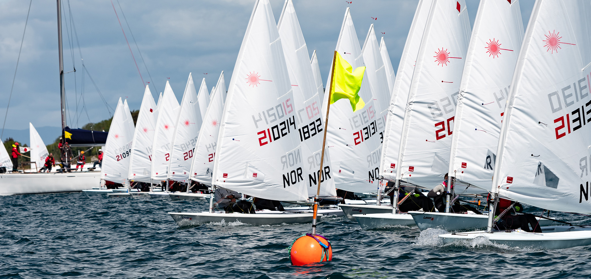 2019 Laser Europa Cup Norway