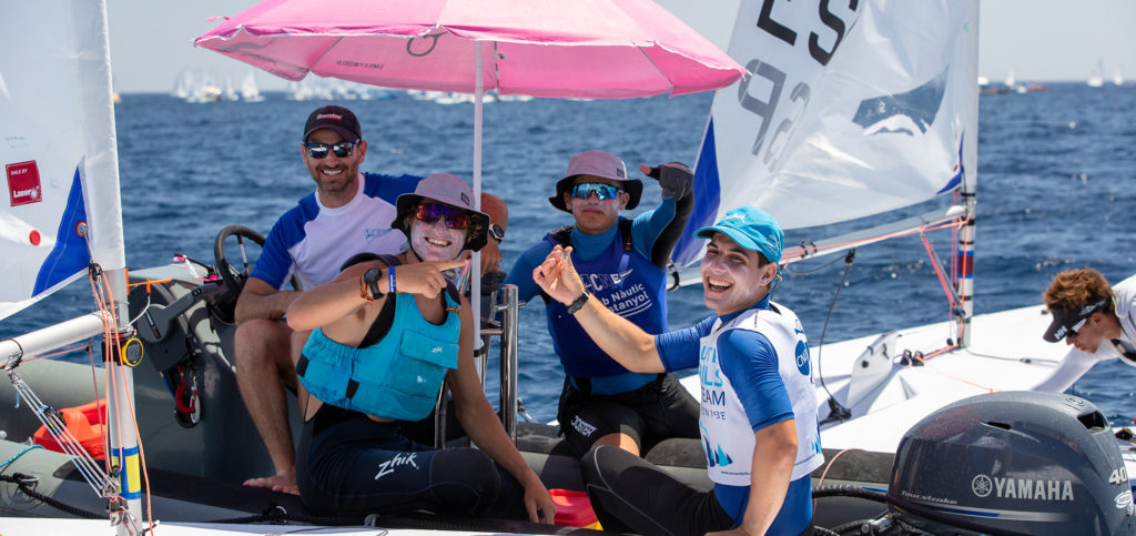 radial youth europeans day 4