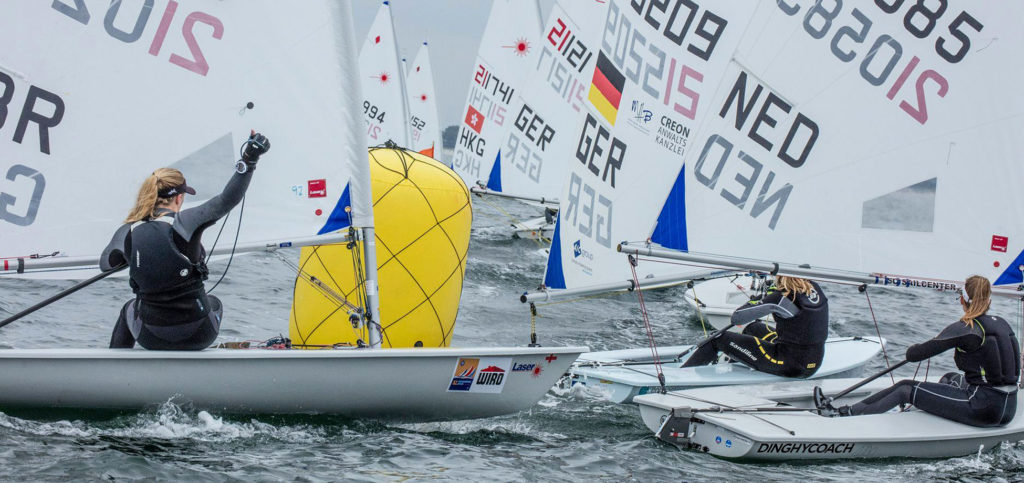 laser europa cup germany