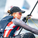 2019 Laser Radial Women World champion