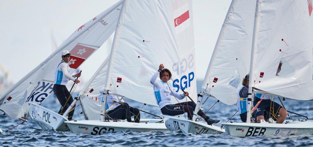 2019 Youth Sailing World championships