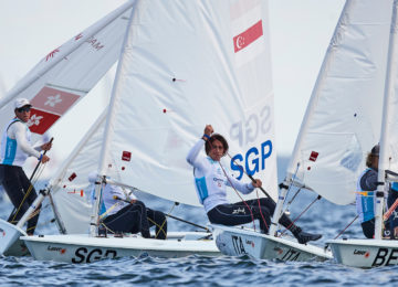2019 Youth Sailing World championships