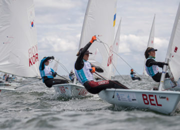 Youth Sailing World championships day 3