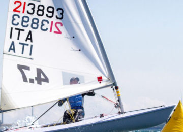 2019 Laser 4.7 Youth Worlds