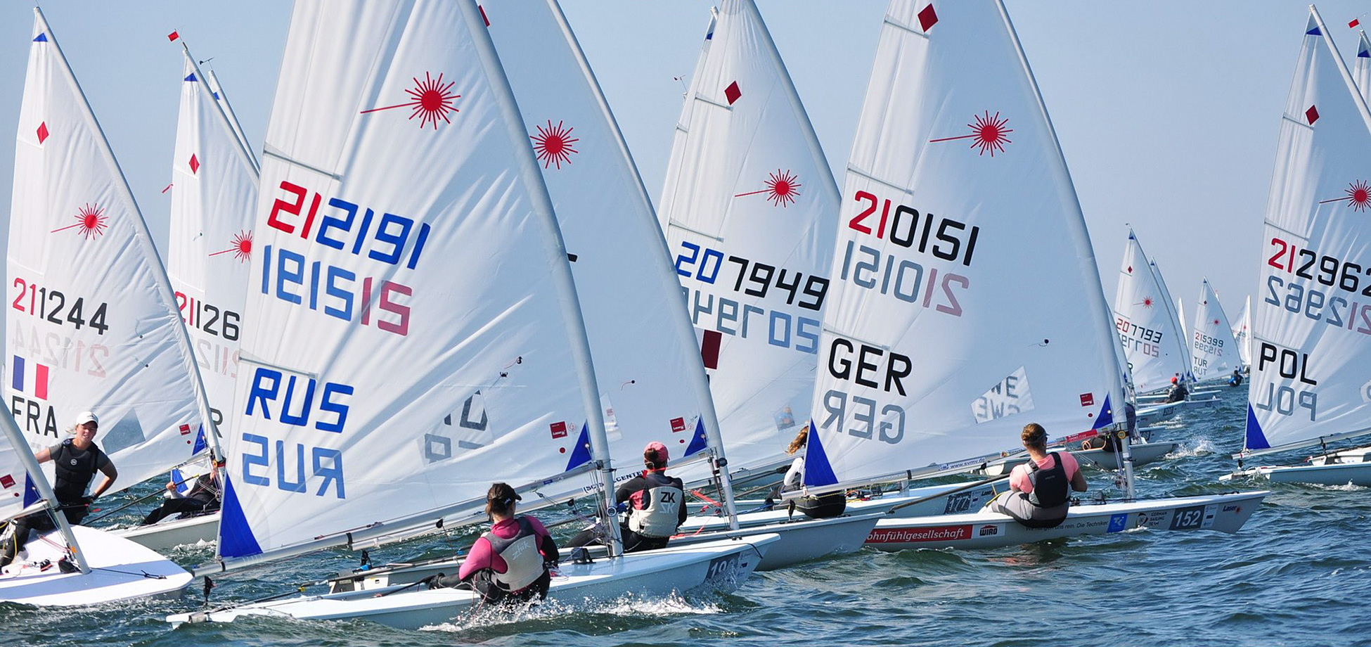 2019 Laser Under 21 Europeans day 3