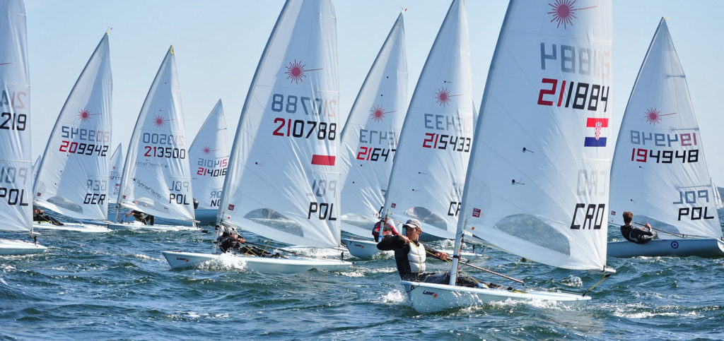 2019 Laser Under 21 Europeans day 5