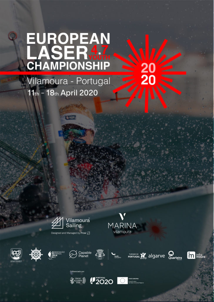 2020 laser 4.7 youth euros portugal