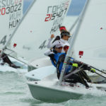 laser europa cup hungary day 1
