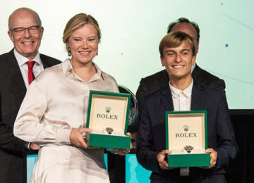 anne marie rindom world sailor of the year