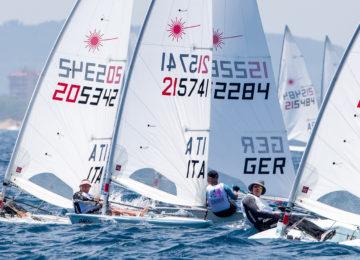 2020 Laser Master European championship