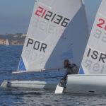 2020 Laser Europa Cup POR day 2