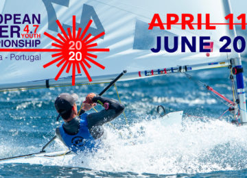 New dates for the 2020 Laser 4.7 Youth Europeans