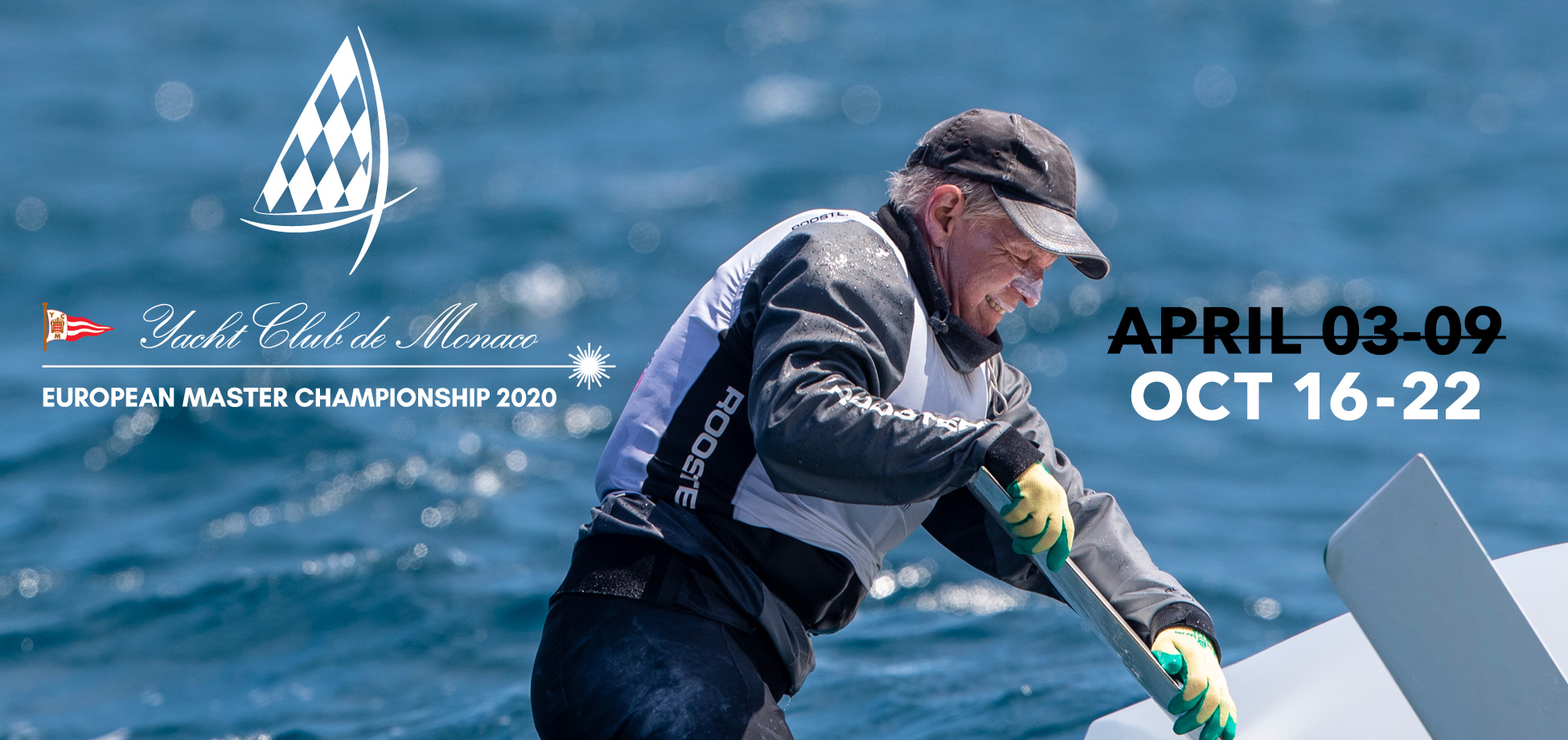 New dates 2020 Laser Master Europeans