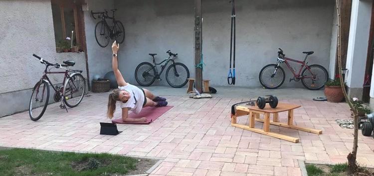 maria erdi training
