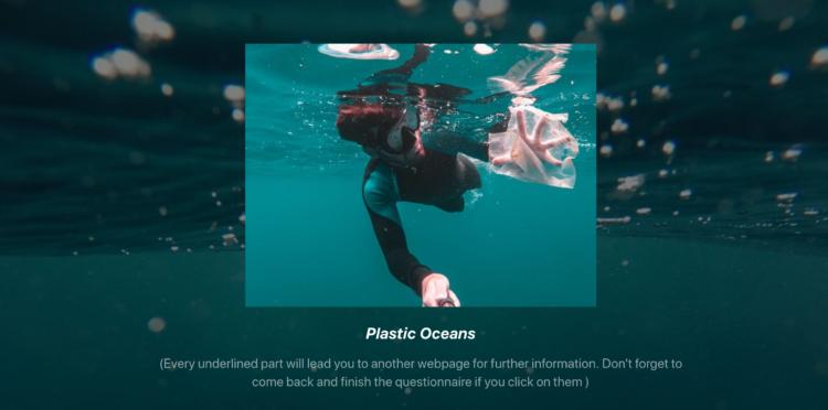 plastic oceans quiz