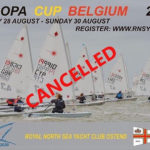 event cancelled in Belgium