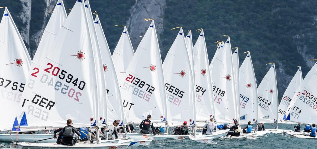 Laser Europa Cup in Austria