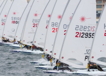 2020 Laser Senior Europeans