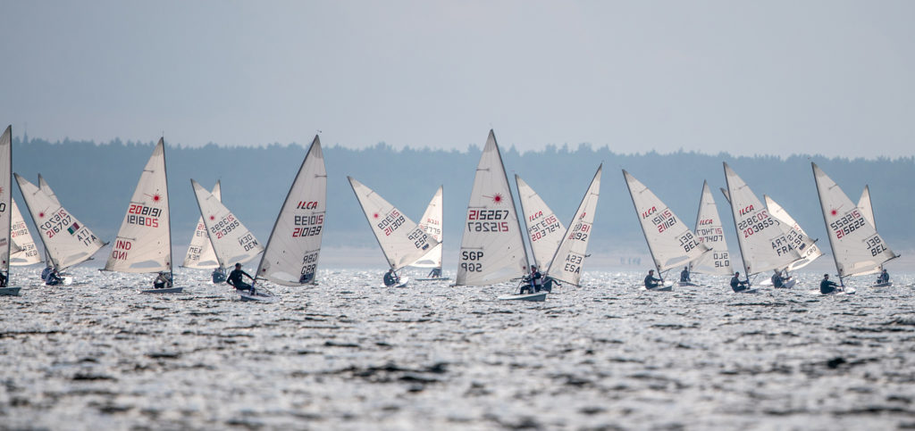 senior europeans race day 3