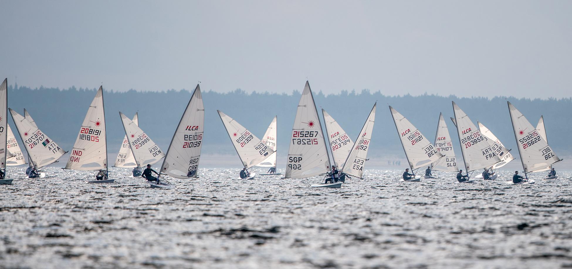 senior europeans race day 3