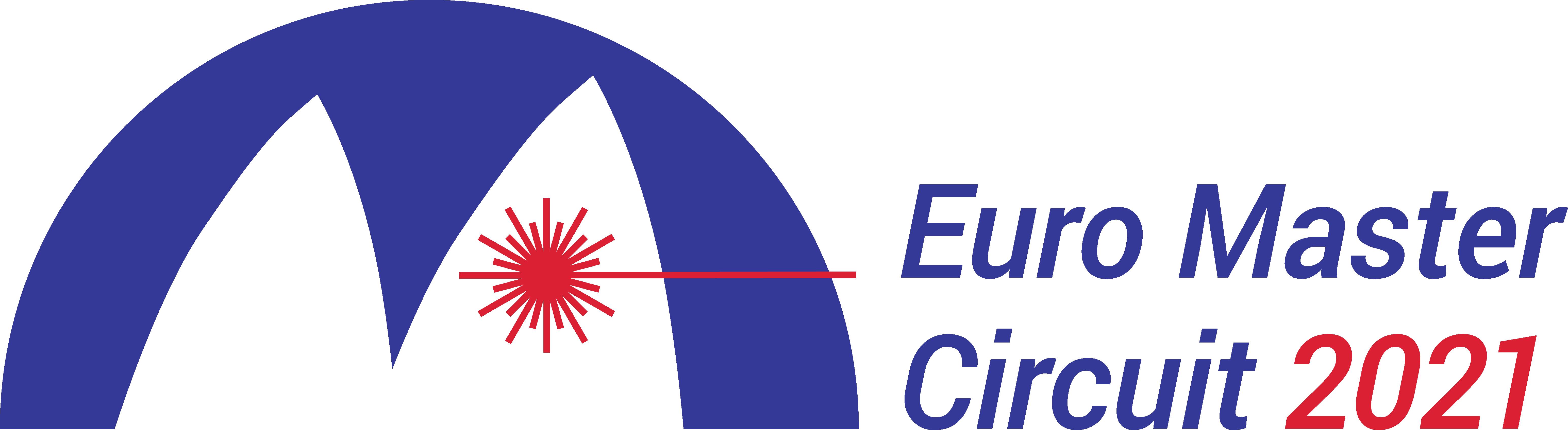 2021 euro master logo
