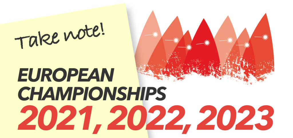 laser european championships